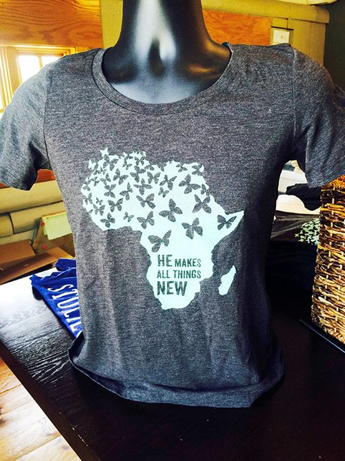 Country Short Sleeve Shirt 1