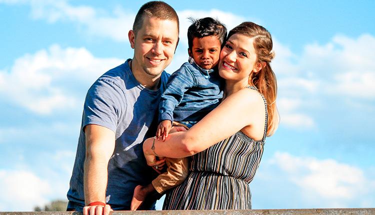 The White Family (Ethiopia to India)