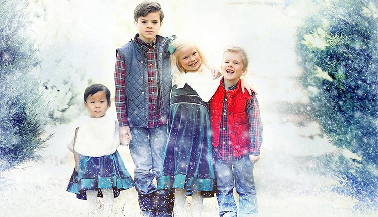 China Adoption Christmas