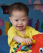 Down Syndrome Adoption from China