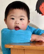 Lyvia - Down Syndrome Adoption China