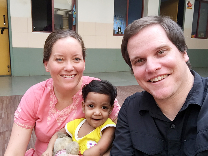 The Beal Family (India)