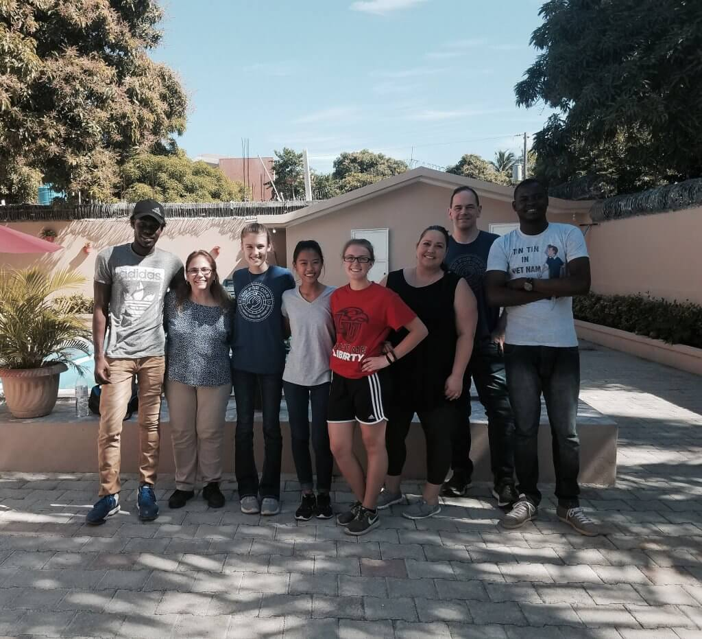 A Life Changing Trip to Haiti: Even the Young Can Serve