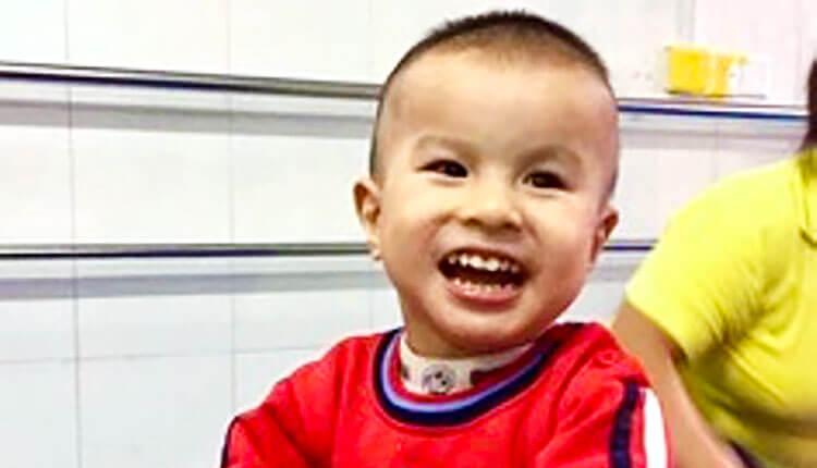 """China Waiting Child:  2-Year-Old, """"Thomas"""""""