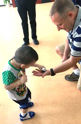 Asian Kids for Adoption