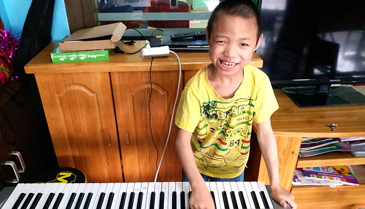 adopting a child from China