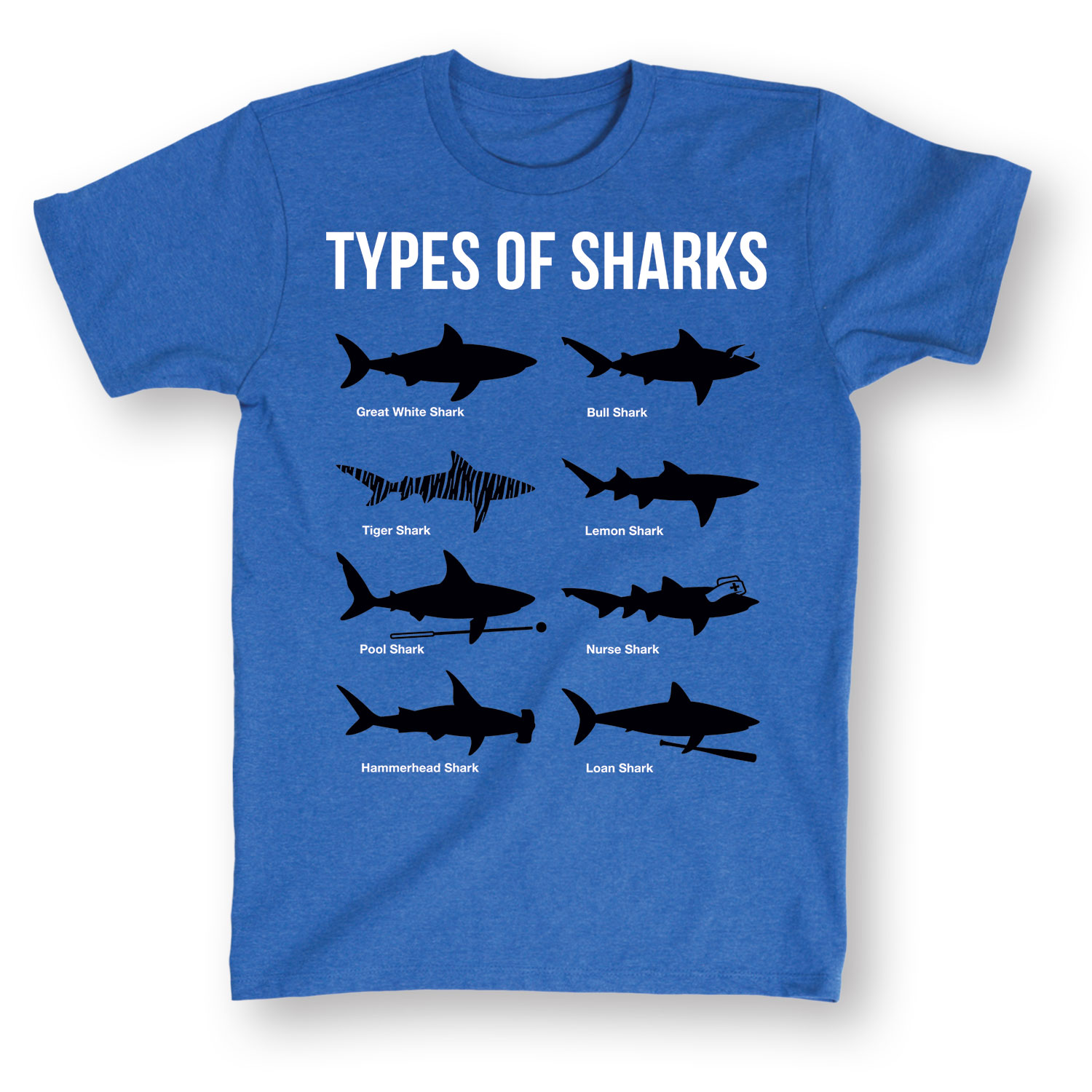 crazy shark lady shark T-Shirt Unlimited options to combine colours, sizes & styles Discover T-Shirts by international designers now! street sharks t-shirts, tiger shark t-shirts, shark week apparel t-shirts, shark attack t-shirts, with shark designs t-shirts, save the sharks t-shirts, funny shark t-shirts, shark fin t-shirts, women shark.