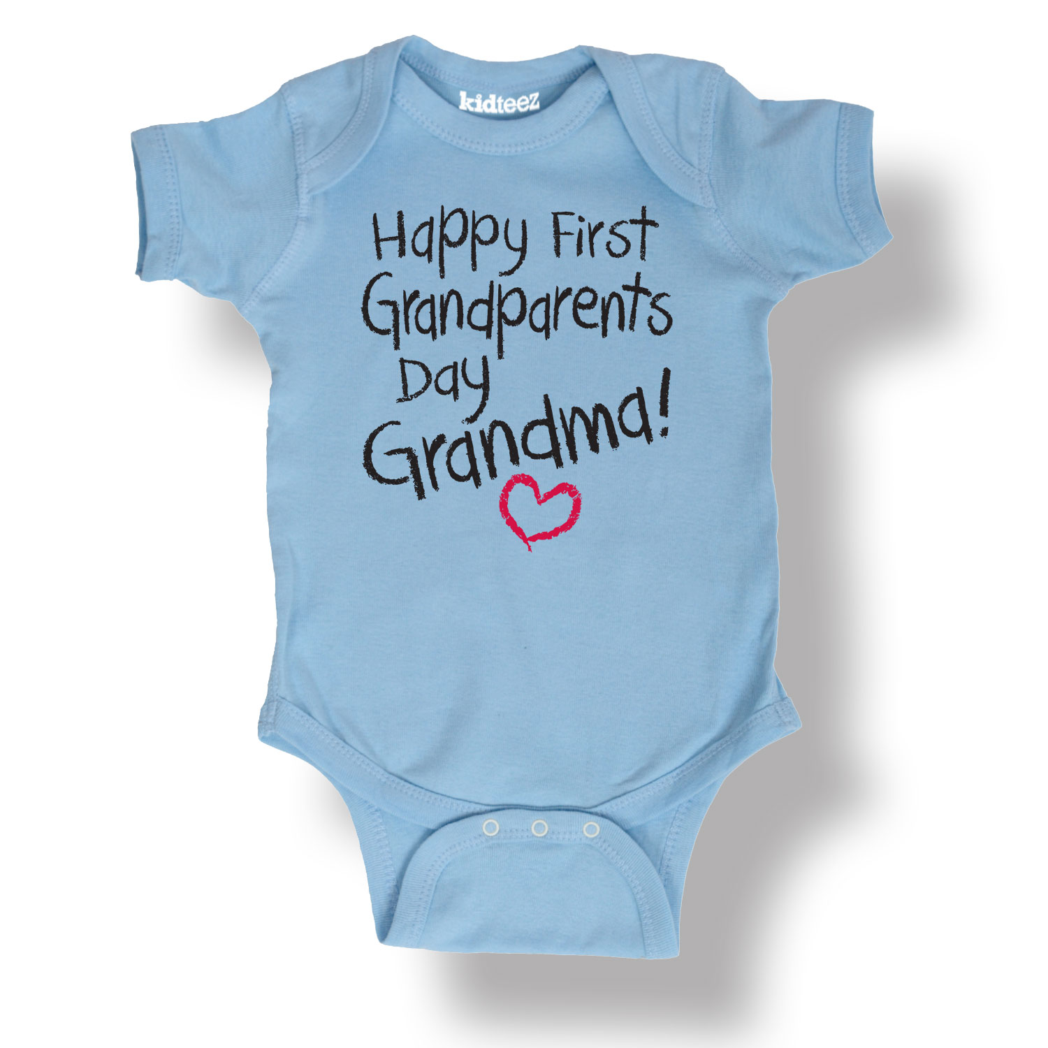 Happy First GP s Day Grandma Cool Funny infant e Piece Mother s