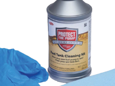 delphi fuel tank cleaning kit
