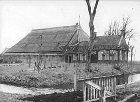 frisian longhouse