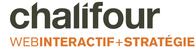 Chalifour /Web interactif+stratégie/