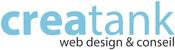 Creatank・Design & Développement web