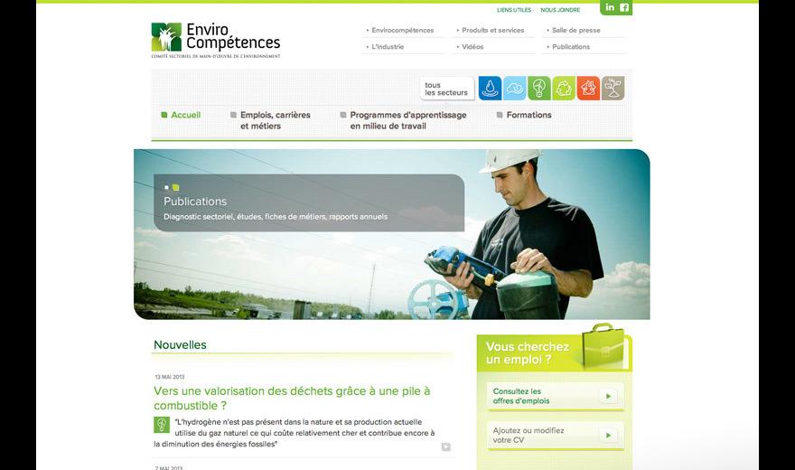 EnviroCompétences, Polyvalence et efficacité
