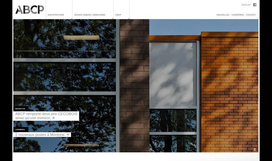 ABCP architecture, Ingénieux et ambitieux