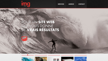 Agence Web | img Média