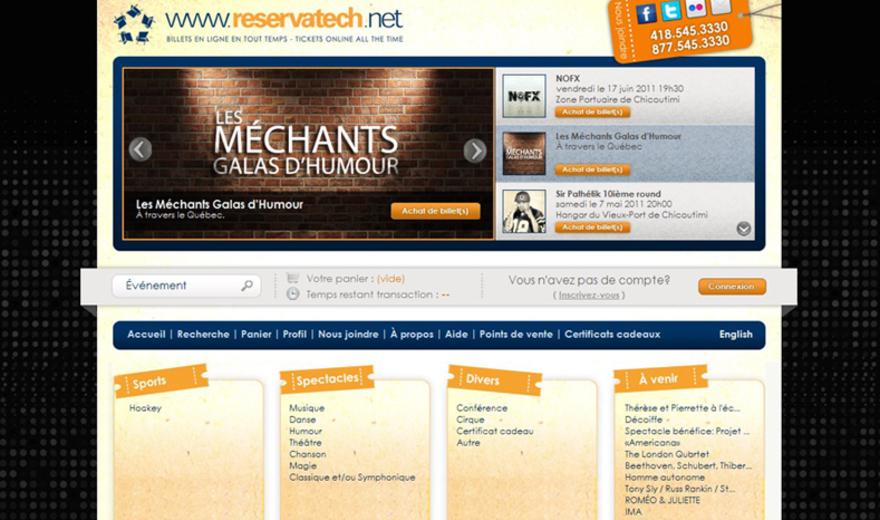 Reservatech.net