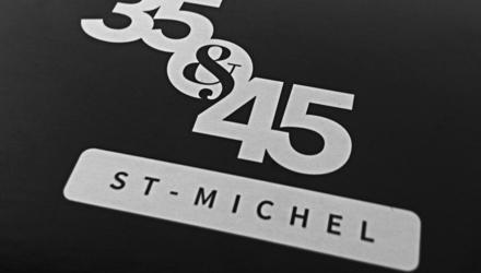 35-45 St-Michel