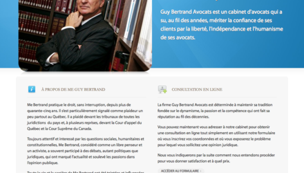 Guy Bertrand Avocats
