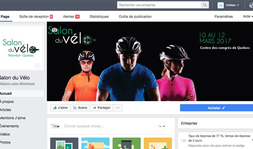 Campagnes d'achats médias (Facebook, Instagram,...)