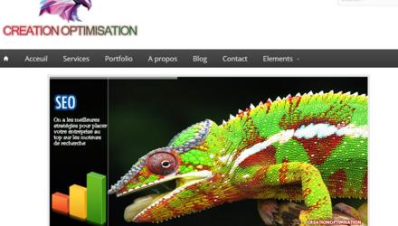 creation optimisation