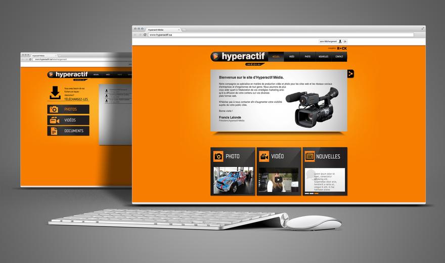 Portail Hyperactif Média