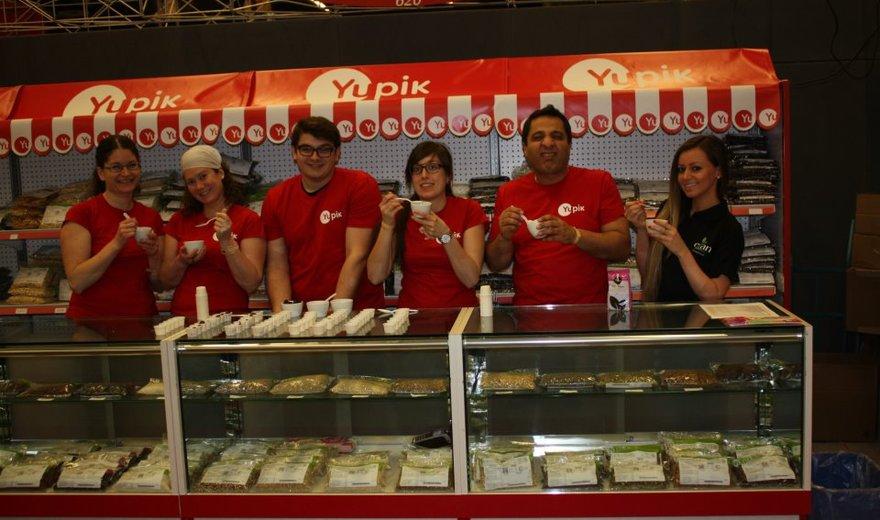 Événementiel - Promotion Yupik Expo Manger Santé