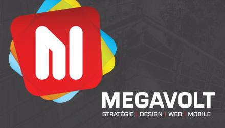 Megavolt | Agence Web | Stratégie + Design