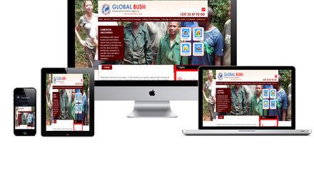 Site Portail du Tourisme: Global Bush Tratour