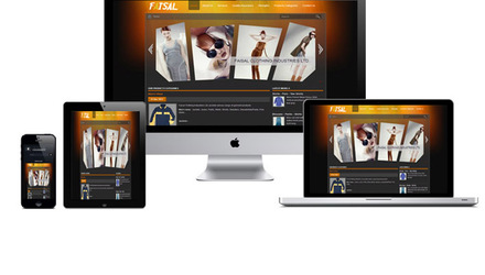 Site Transactionnel: Faisal Clothing Industries Limited.