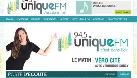 94,5 Unique FM