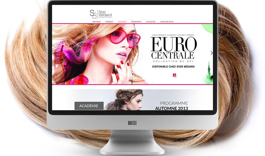 STAR BÉDARD - Esthétiques & Coiffure (100% responsive)