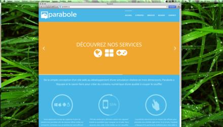 Notre site web
