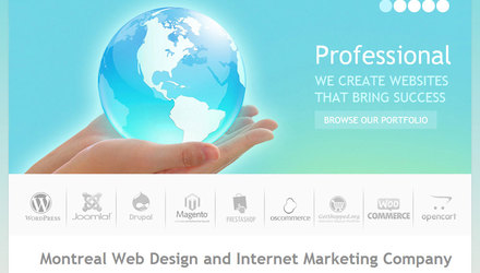 Montreal Web Design