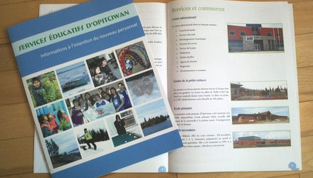 Brochure - Services Éducatifs d'Opitciwan