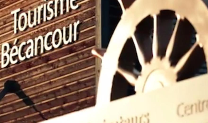 Tourisme Bécancour - Création d'une vidéo publicitaire