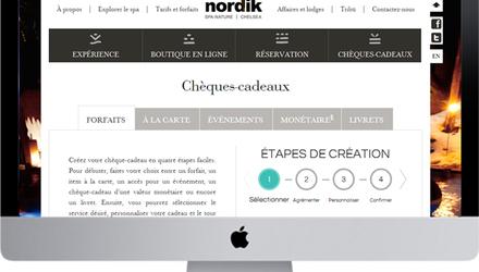 Nordik Spa-Nature - Boutique en ligne