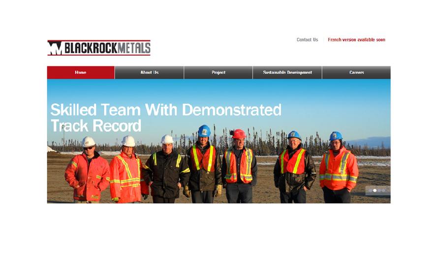 Black Rock Metals Inc.
