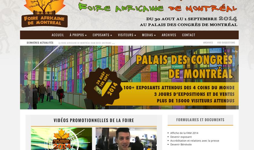 Foire africaine de Montréal