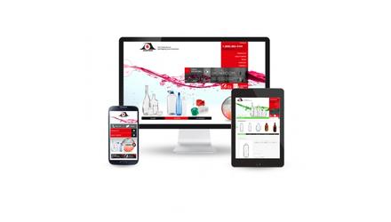 Groupe Ampak - site Web & site mobile (IMA & SIA 2014)