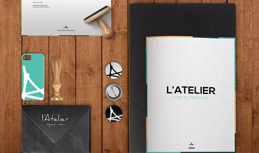 L'Atelier Agence Web