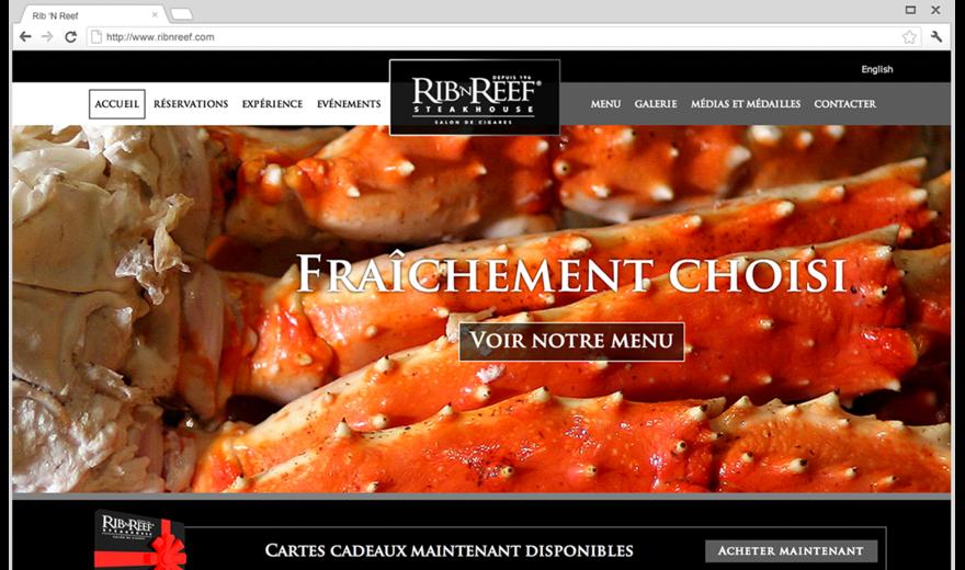 Restaurant Rib N Reef