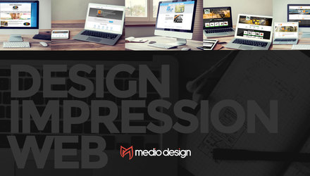 Medio Design - Design Impression Web