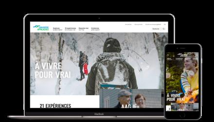 École de conduite CAA-Québec | Site Web
