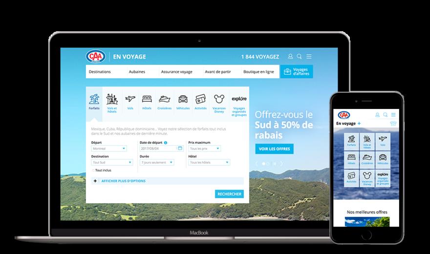 Voyages CAA-Québec | Boutique en ligne
