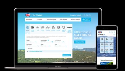 Société des Traversiers du Québec | Site Web