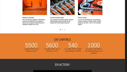 Valmetal - Site web - Page produit