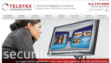 Site de Telefax Communication
