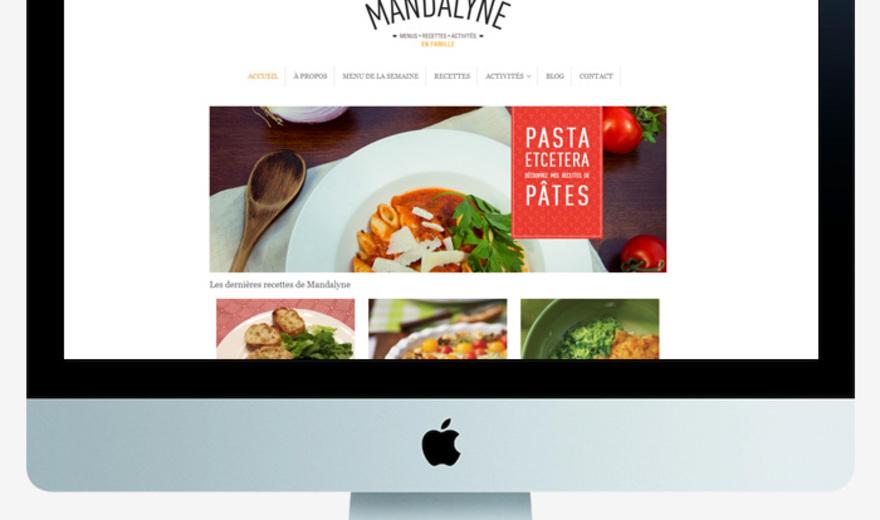 Mandalyne - blog culinaire