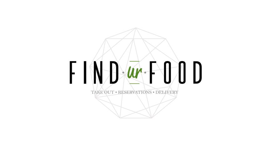 Find ur Food - Identitée visuelle