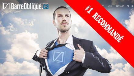 Création de site web : LE MEILLEUR RAPPORT QUALITÉ/PRIX.